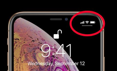 Turn Wi-Fi off When, not in use