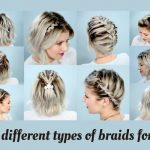 20 different types of braids for girls