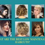 what are the best low maintenance haircuts_