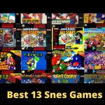 Best 13 Snes Games