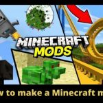 How to make a Minecraft mod