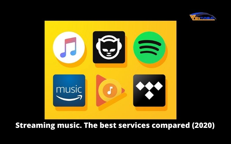 Streaming Music The best services compared (2020)