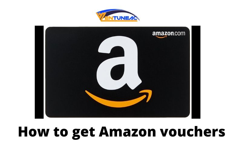 How to get Amazon vouchers
