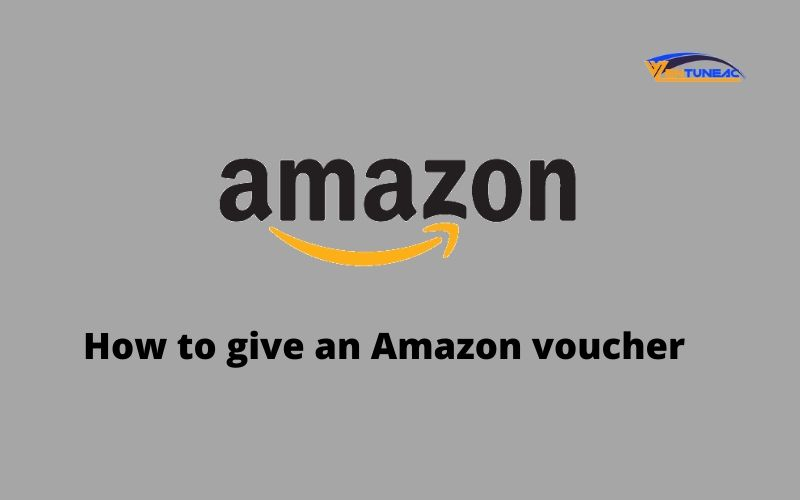 How to give an Amazon voucher
