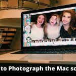 How to photograph the Mac screen