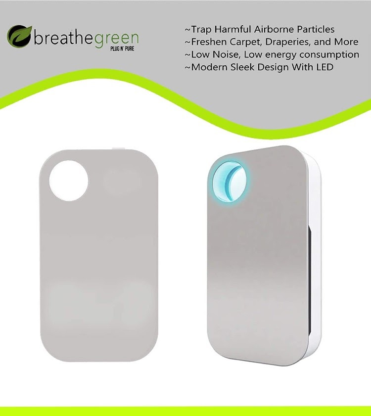 Breathe Green Plug