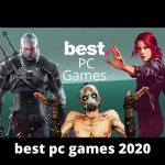 Best Pc Games 2020