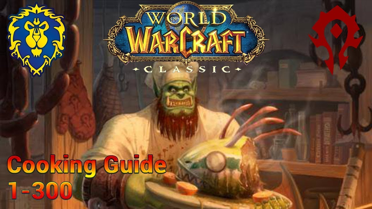 Wow Classic Cooking Guide