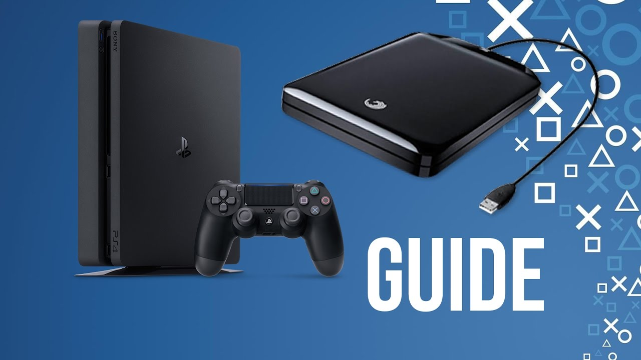 external hard drive for ps4