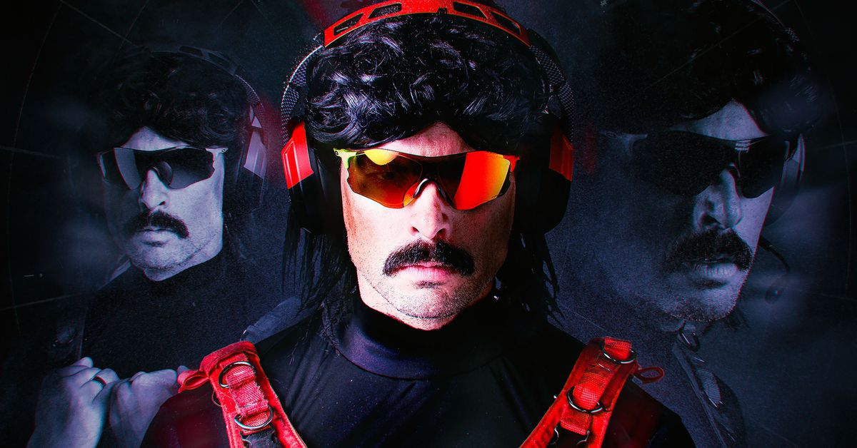 Dr Disrespect Banned Twitch