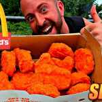 McDonald's Spicy Chicken Nuggets
