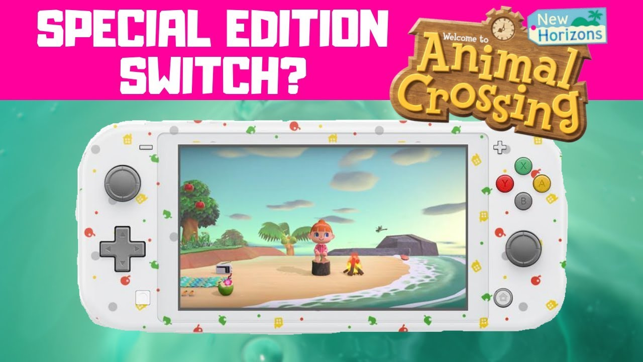 Animal Crossing Switch Bundle